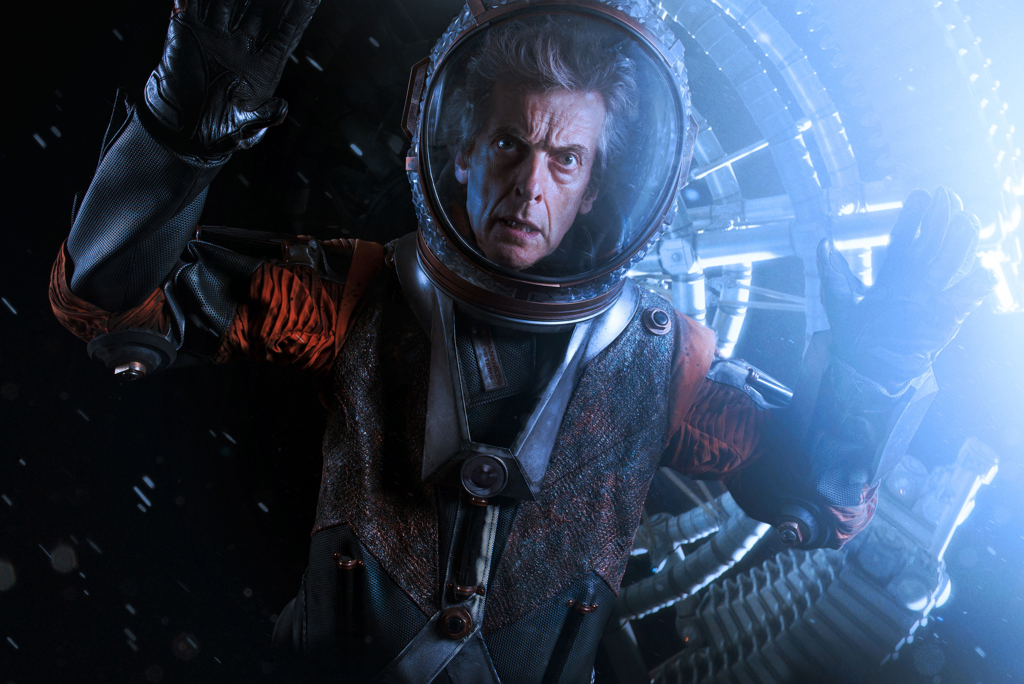 The Doctor (PETER CAPALDI)