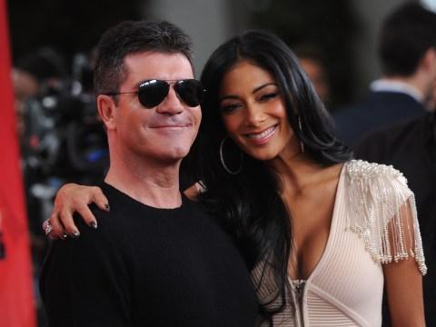 Nicole Scherzinger is hoping she's got X Factor return in the bag but Simon Cowell hasn't confirmed