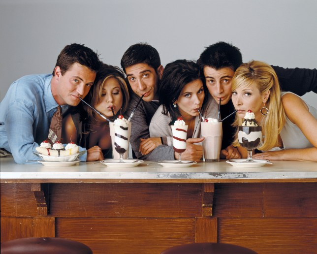 All the Friends characters ranked from worst to best   Metro News