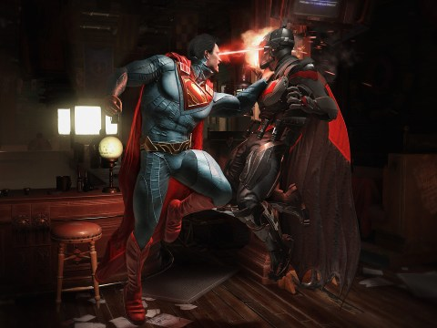 Injustice 2 tops UK charts, as Farpoint is biggest VR hit yet