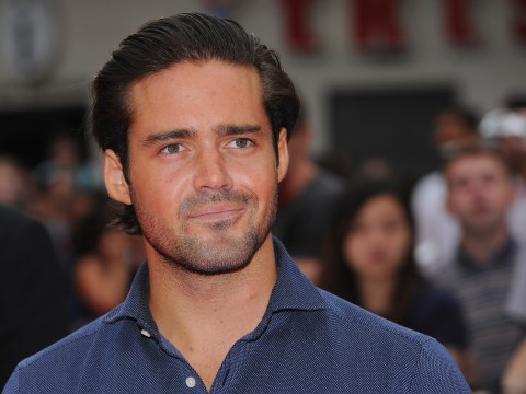 Spencer Matthews won't be getting hitched to Vogue Williams any time soon as he confirms he's Hugo Taylor's best man