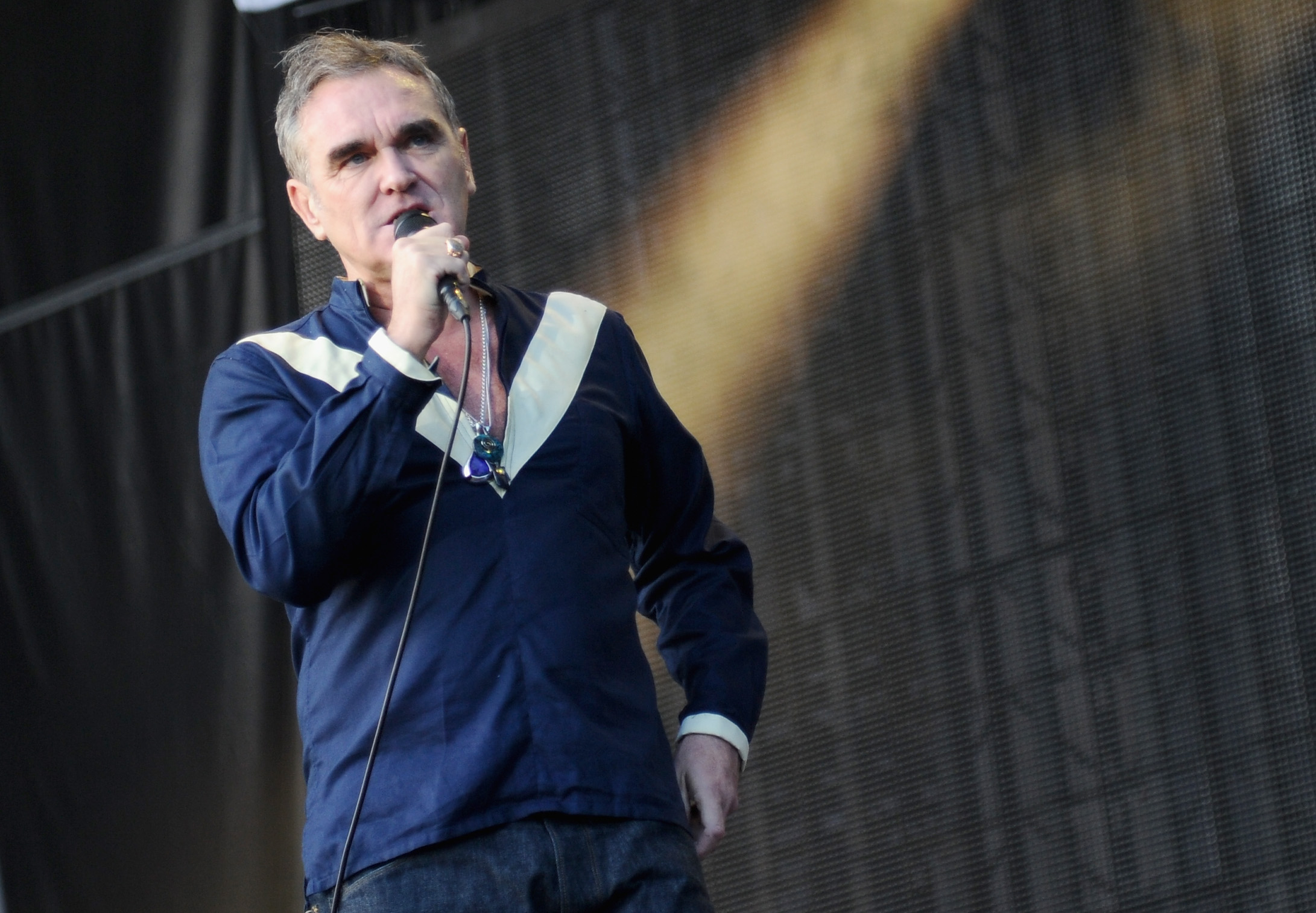 Morrissey under fire for declaring 'politicians are never victims' in bizarre tribute to victims of Manchester attack