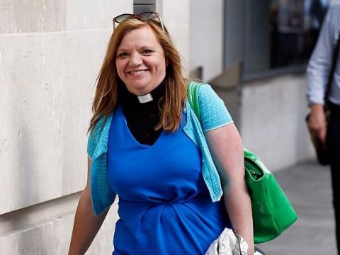 Googlebox's Rev Kate Bottley shuts down body shaming troll