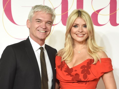 Holly Willoughby and Phillip Schofield WILL return for brand new Dancing On Ice series