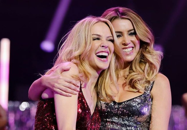 Kylie Minogue is a 'proud' sister as she wishes Dannii Minogue a happy 48th birthday with super sweet tribute