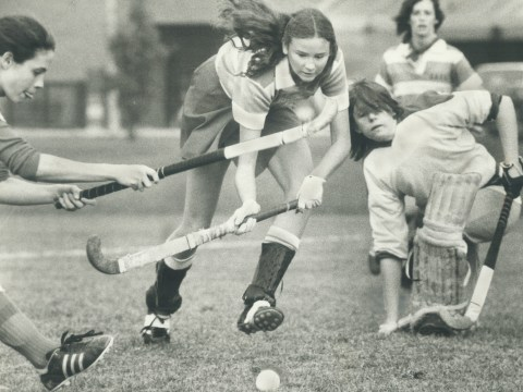 If schools taught girls fitness and not just netball, we'd all be much better off