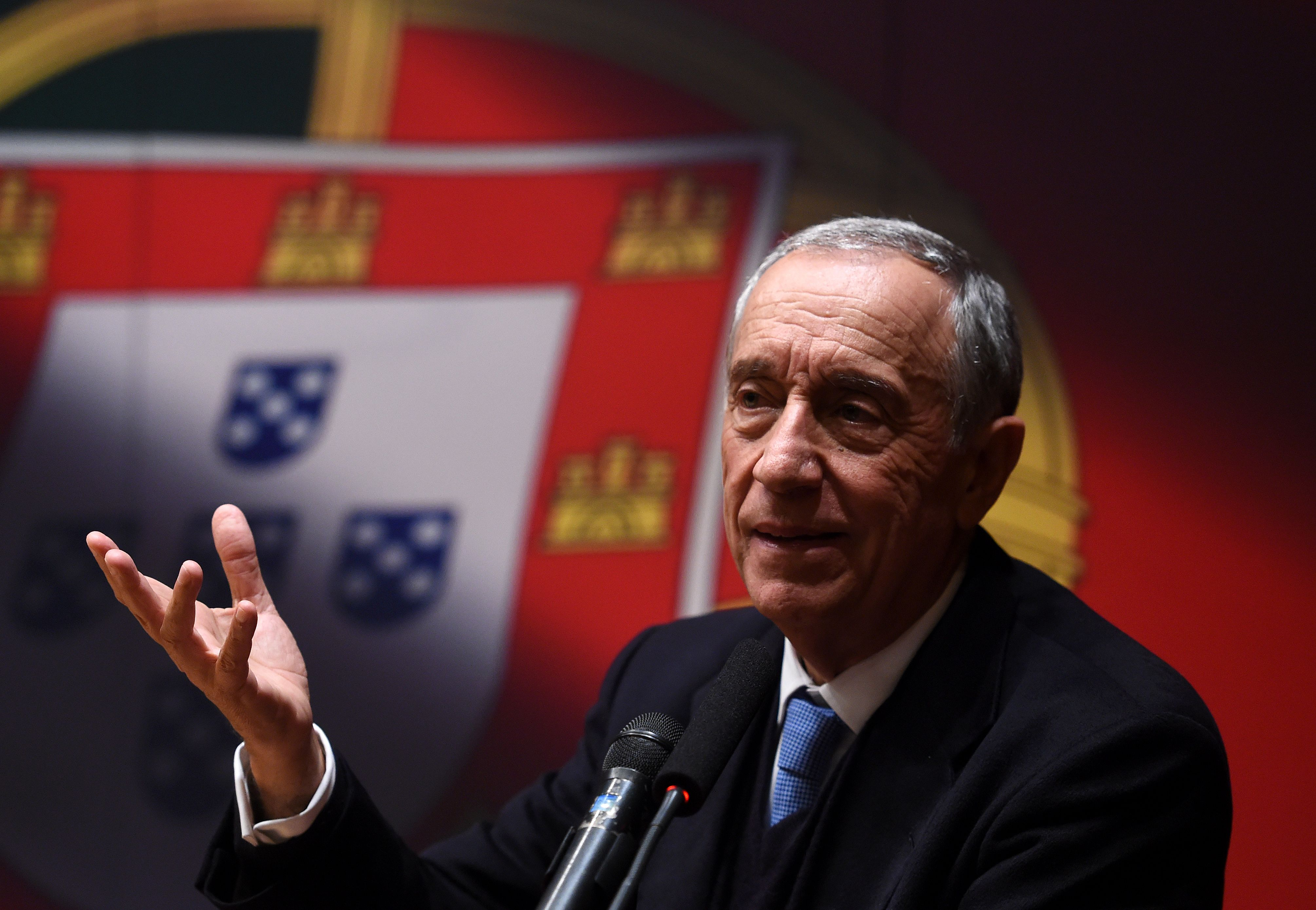 Portugal's leaders celebrate historic Eurovision Song Contest victory