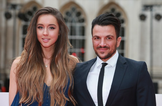 Peter Andre's wife Emily MacDonagh says she finds motherhood