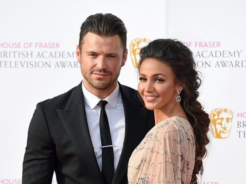 Michelle Keegan reveals 'difficult' long-distance marriage with Mark Wright
