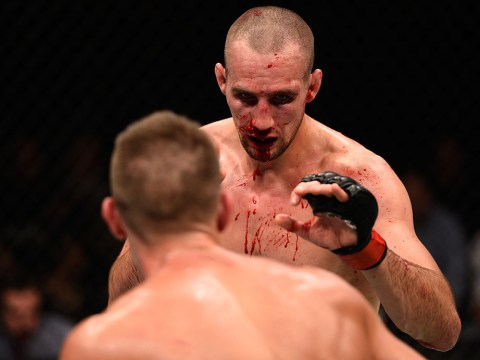 Rory MacDonald insists Paul Daley cannot understand what it means to be in a war