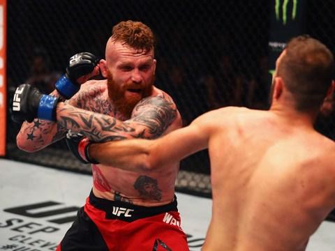 Jim Wallhead down to fight Lew Long at UFC Glasgow