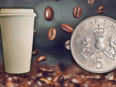 Lib Dems will start charging people 5p to use paper coffee cups