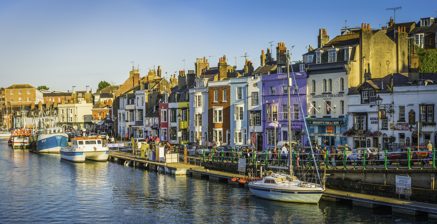 8 reasons why Weymouth is the perfect British seaside town for a summer staycation
