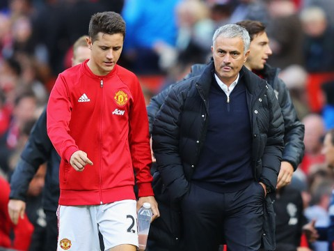 Ander Herrera says Manchester United captain should be English