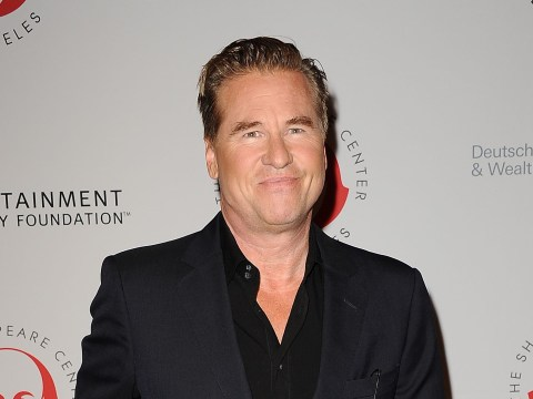 Val Kilmer believes religion has helped cure him of cancer