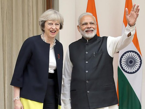 Extremely catchy Hindi song about Theresa May is going to get the Tories elected