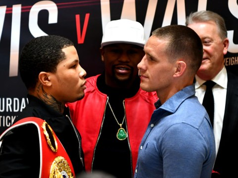 Gervonta Davis vs Liam Walsh undercard, TV channel fight time, date and odds