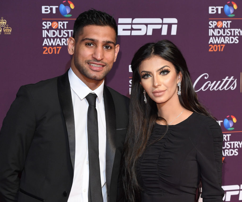 Boxer Amir Khan reveal plans to adopt but is finding the process 'tough'