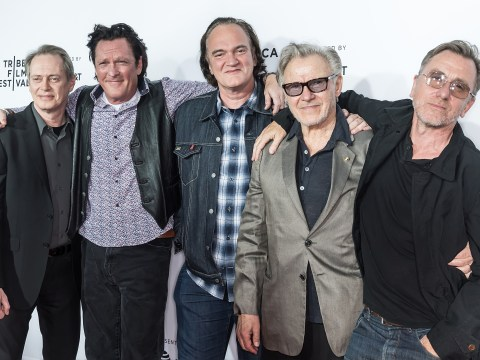 Reservoir Dogs cast reunite with Quentin Tarantino at special 25th anniversary screening