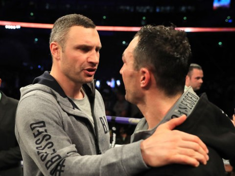 Vitali Klitschko blames himself for Wladimir's defeat to Anthony Joshua after giving wrong advice