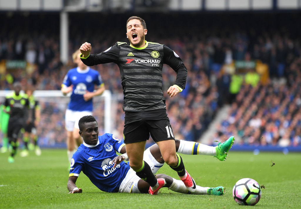 Chelsea legend offers Eden Hazard three bits of advice to deal with close attention