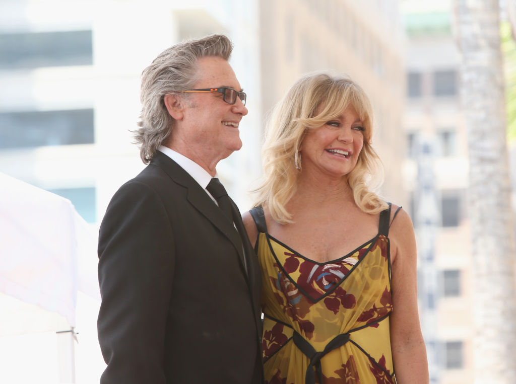 I'm glad Goldie Hawn got her star on Hollywood's Walk of Fame but it was long overdue