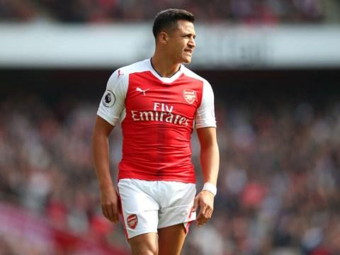 Alexis Sanchez holds meeting with Paris Saint-Germain ahead of £45m Arsenal exit