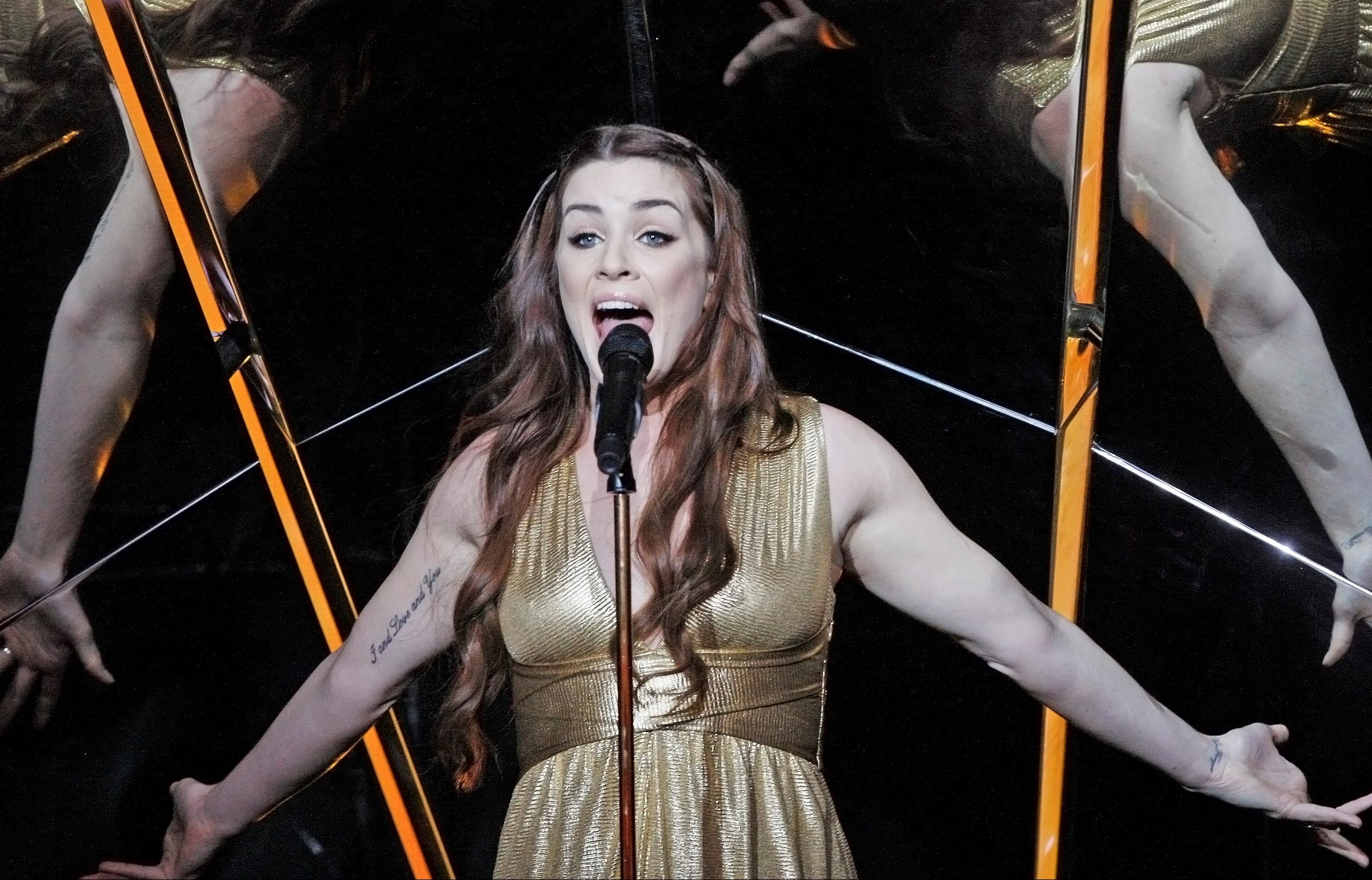 United Kingdom's Lucie Jones defies odds to become fifth favourite in Eurovision Song Contest odds