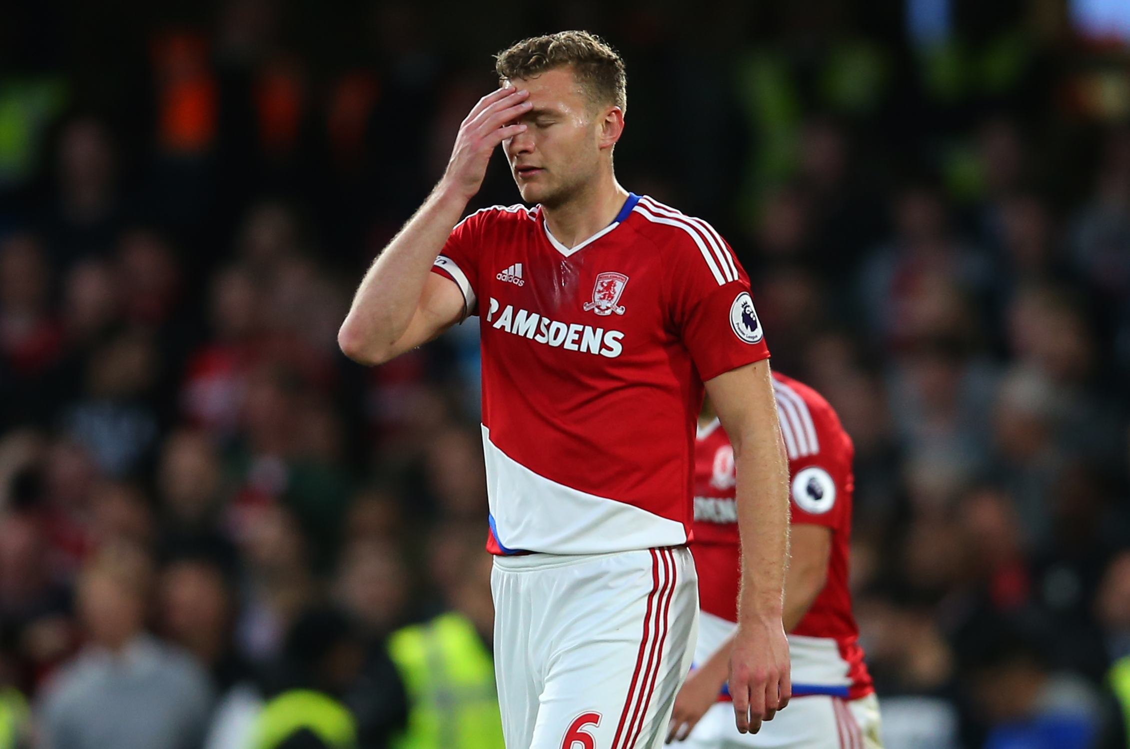 Arsenal and Chelsea transfer target Ben Gibson tears into Middlesbrough after relegation