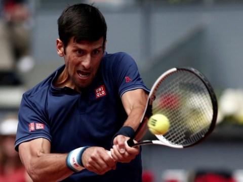 Novak Djokovic puts in assured serving display to see of Feliciano Lopez and set up Kei Nishikori QF