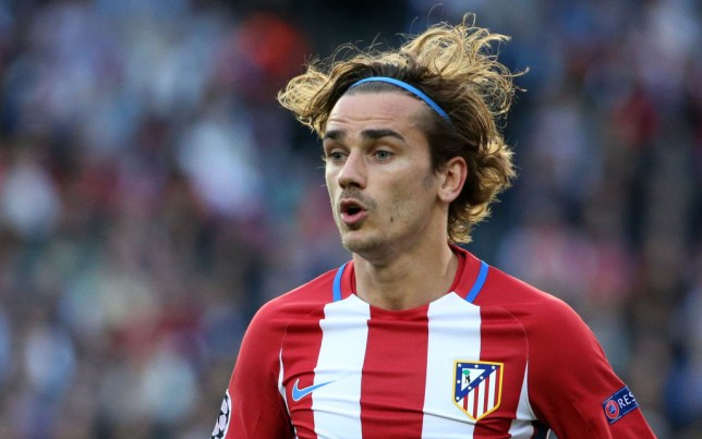 Antoine Griezmann has told Atletico Madrid bosses he wants Manchester United transfer