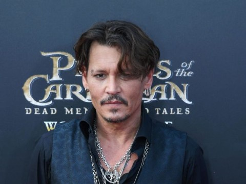 Johnny Depp will be camping at Glastonbury – and he'll even pitch his own tent