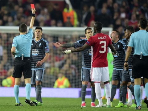 Eric Bailly 'won't sleep tonight' after red card v Celta Vigo rules him out of Europa League final, says Rio Ferdinand
