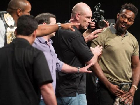 Jon Jones tells Daniel Cormier: I beat you after a weekend of cocaine