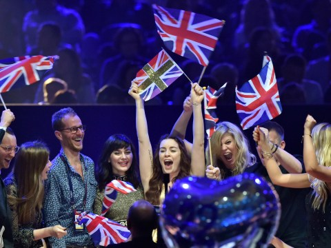 The United Kingdom can win Eurovision again according to the voting figures