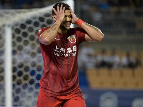 Alexis Sanchez replacement? Brazil striker Hulk 'dreams' of Arsenal transfer