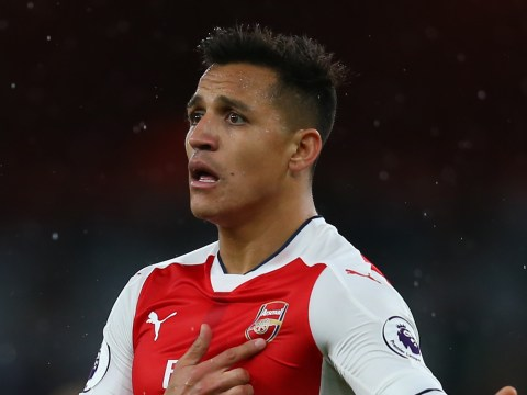 Alexis Sanchez contacted by Neymar and Dani Alves about joining Paris Saint-Germain