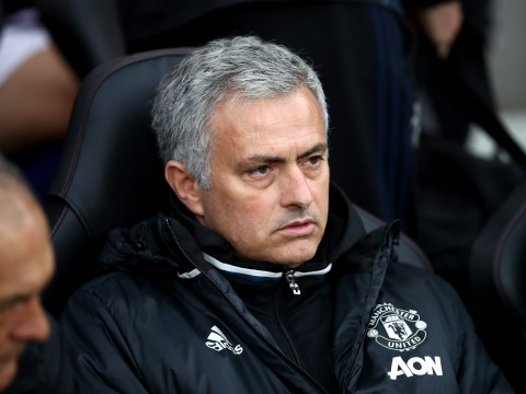 Jose Mourinho has asked for a big favour from Sam Allardyce in Manchester United's final game