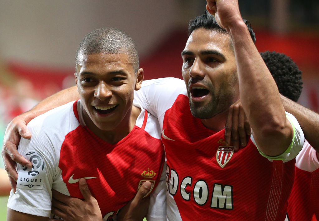 New deal for Radamel Falcao should act as a warning to Arsenal and Man Utd in Kylian Mbappe chase, claims Monaco chief