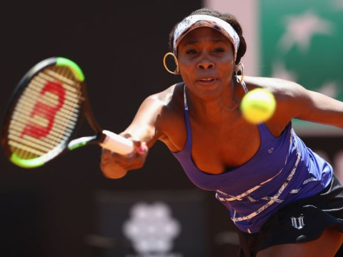 Johanna Konta outclassed by Venus Williams in final French Open warm-up