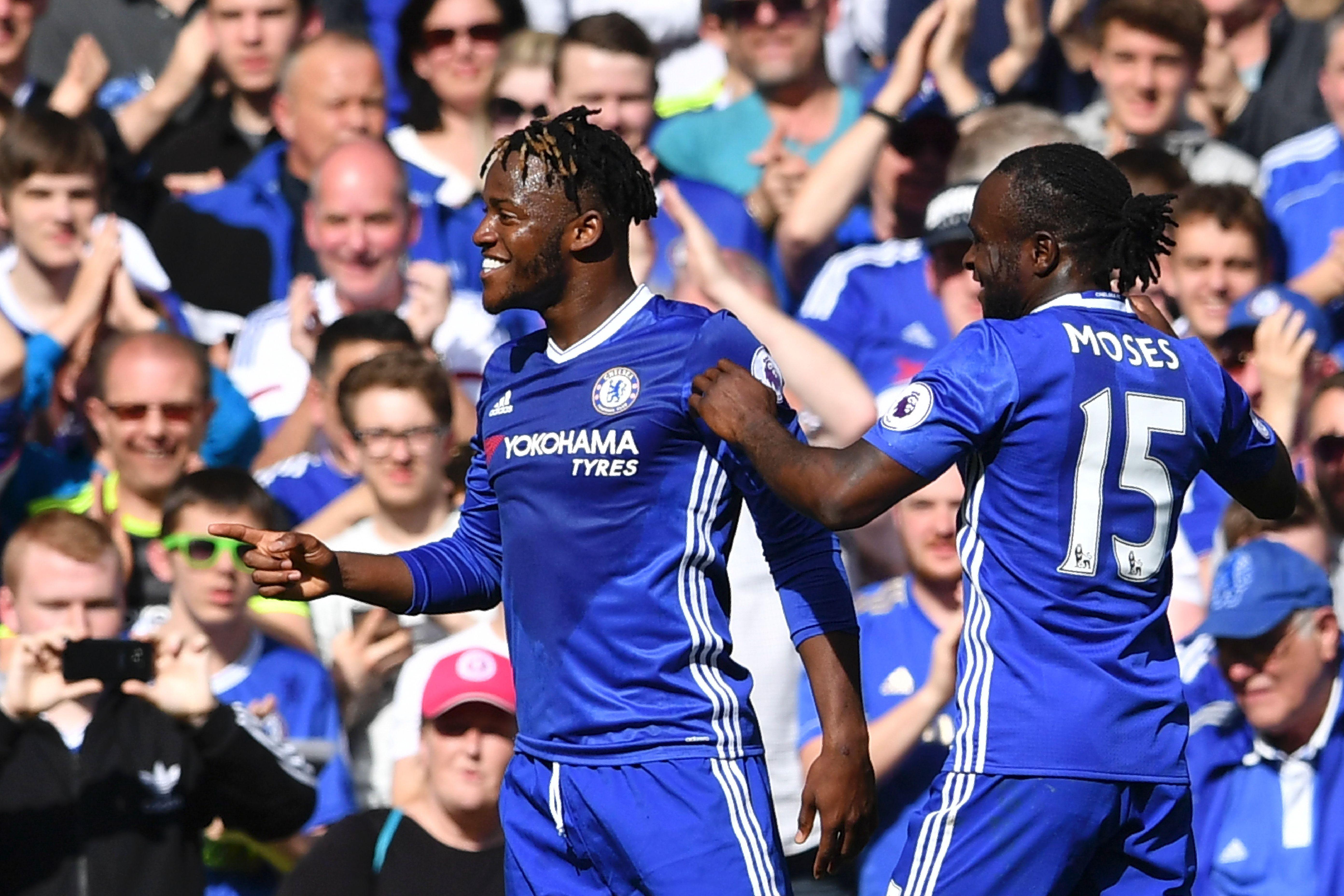 Newcastle eye loan transfer of Chelsea striker Michy Batshuayi