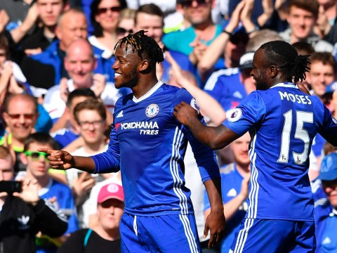 Newcastle eye loan transfer of Chelsea striker Michy Batshuayi