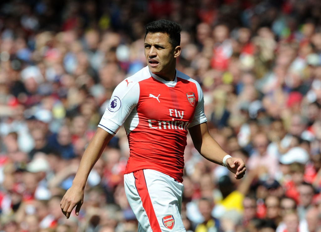 Ray Parlour is desperate to not see Alexis Sanchez joining Manchester United