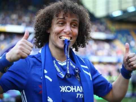 David Luiz reveals he took pay cut to rejoin Chelsea last summer