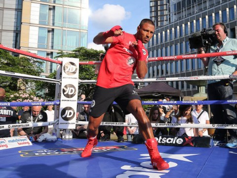 Errol Spence Jr might not be ready for world title fight against Kell Brook, says Danny Garcia