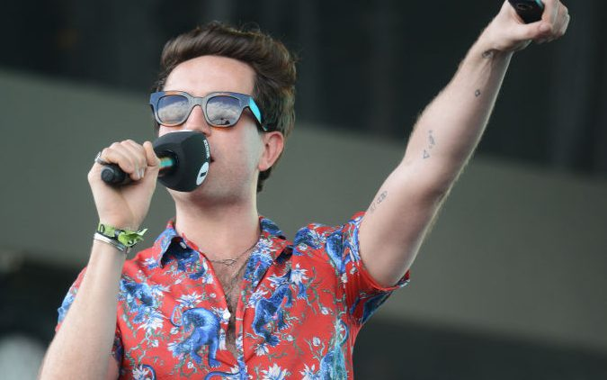 Nick Grimshaw sends defiant message at Radio 1's Big Weekend in wake of Manchester attack: 'You can't live in fear'
