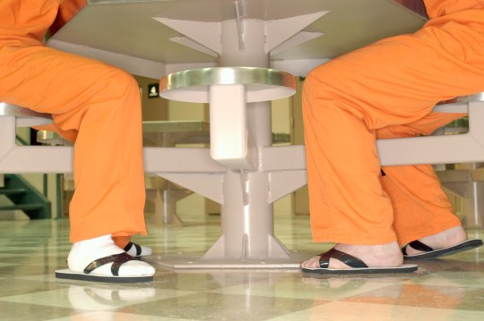 A former prisoner reveals what everyday life was like in