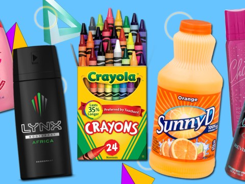 15 smells all 90s kids will remember