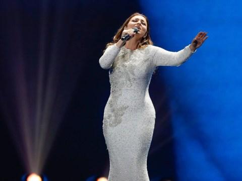 Claudia Faniello's Eurovision rehearsal for Malta was Breathlessly good