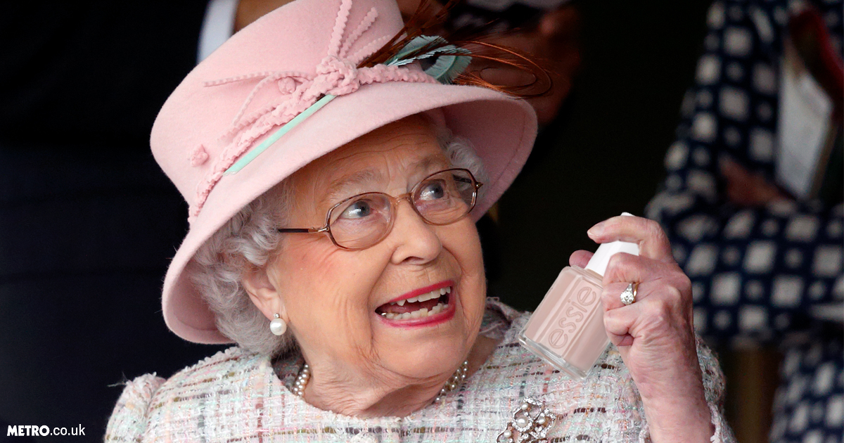Queen Elizabeth has been wearing the same £7.99 nail polish shade since 1989